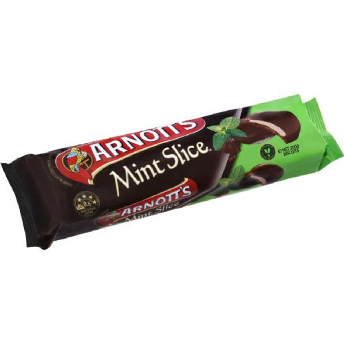 Arnotts Chocolate Mint Slice (200g) ( Australia )